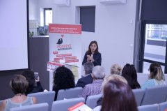 A TRAINING ON HOW TO RECOGNIZE AND COMBAT ONLINE HATE SPEECH WAS HELD IN ATHENS