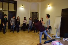 Workshop - Tirgu Mures