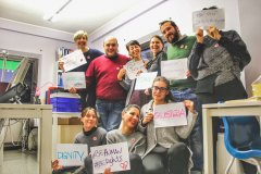 CAMPAIGN POSITIVE MESSENGERS - ITALY